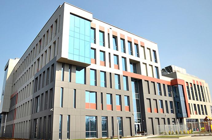 Budova WPT